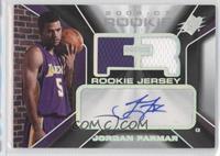 Jordan Farmar #/1,199