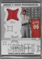 Shelden Williams [Noted] #/25