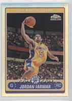 Jordan Farmar #/199