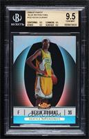 2007-08 Rookie - Kevin Durant [BGS 9.5 GEM MINT] #/299