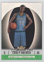 2007-08 Rookie - Corey Brewer #/199