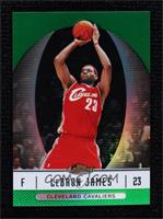 Lebron James #/199