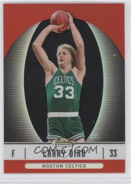 2006-07 Topps Finest - [Base] - Refractor #41 - Larry Bird