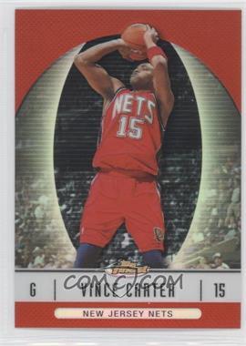 2006-07 Topps Finest - [Base] - Refractor #6 - Vince Carter