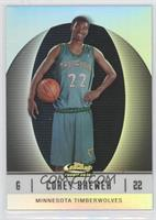 2007-08 Rookie - Corey Brewer #/319
