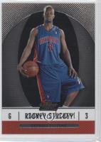 2007-08 Rookie - Rodney Stuckey #/539