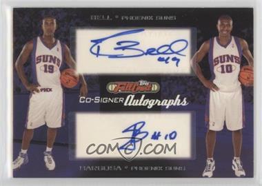 2006-07 Topps Full Court - Co-Signers Autographs #CS-23 - Raja Bell, Leandro Barbosa