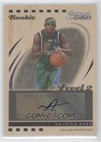 Maurice Ager #18/19
