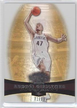 2006-07 Topps Triple Threads - [Base] - Gold #38 - Andrei Kirilenko /99