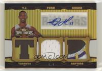 T.J. Ford #/9