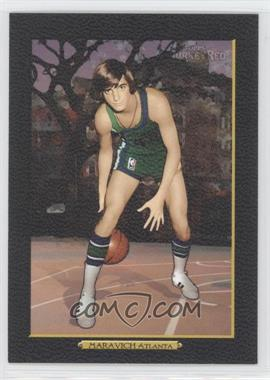 2006-07 Topps Turkey Red - [Base] - Black #234 - Pete Maravich