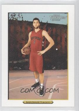 2006-07 Topps Turkey Red - [Base] - White #225.2 - Andrea Bargnani
