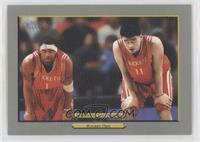 Tracy McGrady, Yao Ming