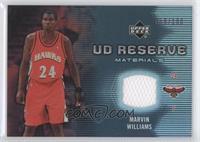 Marvin Williams #/100