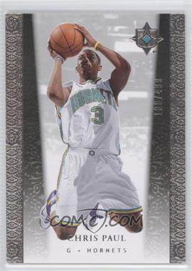 2006-07 Ultimate Collection - [Base] #88 - Chris Paul /499