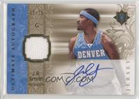J.R. Smith [Noted] #/75