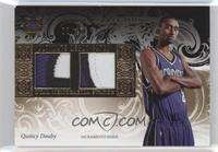 Quincy Douby [Noted] #/25