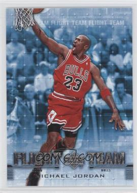 2006-07 Upper Deck - Flight Team - Hot Pack #FT-MJ - Michael Jordan