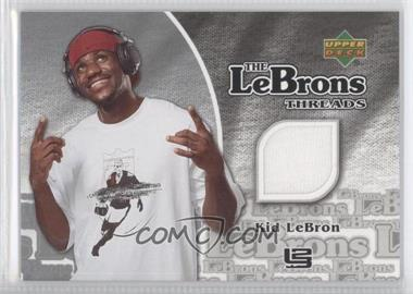 2006-07 Upper Deck - The Lebrons Threads #LM-2 - Lebron James