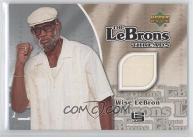 2006-07 Upper Deck - The Lebrons Threads #LM-4 - Lebron James