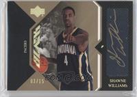 Shawne Williams /15