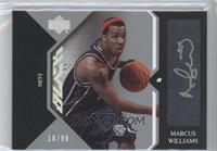 Marcus Williams /99