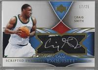 Craig Smith [Noted] #/25