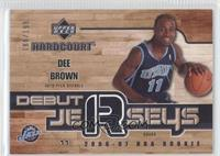 Dee Brown /199