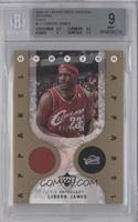 Lebron James /50 [BGS 9]
