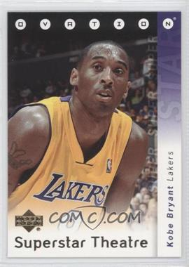 2006-07 Upper Deck Ovation - Superstar Theatre #ST-KB - Kobe Bryant