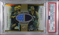 Carmelo Anthony, Hakim Warrick /100 [PSA 9]