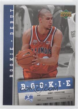 2006-07 Upper Deck Rookie Debut - [Base] #150 - James Augustine