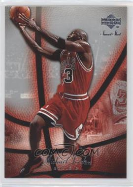 2006-07 Upper Deck Sweet Shot - [Base] #12 - Michael Jordan