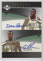 Dee Brown, Tony Allen /33