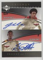 Josh Childress, Solomon Jones /33
