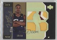Shannon Brown #/10