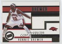 Ronnie Brewer /299
