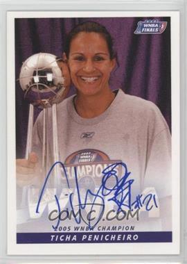 2006 Rittenhouse WNBA - Autographs #TIPE - Ticha Penicheiro