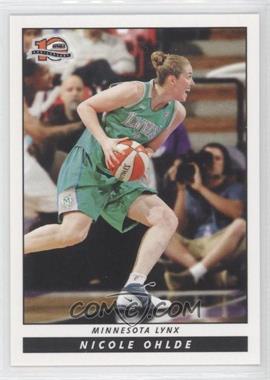 2006 Rittenhouse WNBA - [Base] #13 - Nicole Ohlde