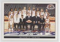Detroit Shock (WNBA) Team
