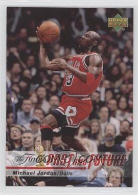 2006 Upper Deck The Finals Past and Future - [Base] #MJ-23 - Michael Jordan