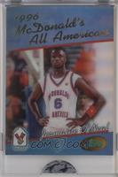 Jermaine O'Neal [Uncirculated] #/1,500