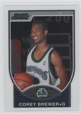 2007-08 Bowman Draft Picks & Stars Chrome #115 - Courtesy of COMC.com