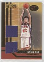 David Lee #/29