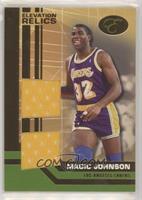 Magic Johnson #/19
