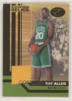 Ray Allen #/29