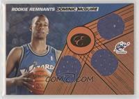 Dominic McGuire /49