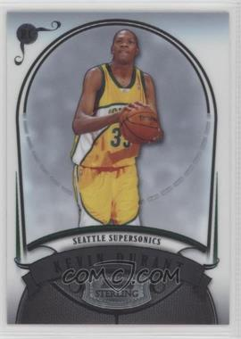 2007-08 Bowman Sterling - [Base] #KD - Kevin Durant