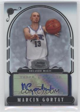 2007-08 Bowman Sterling - [Base] #MG - Marcin Gortat