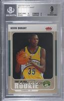 Kevin Durant [BGS9MINT]